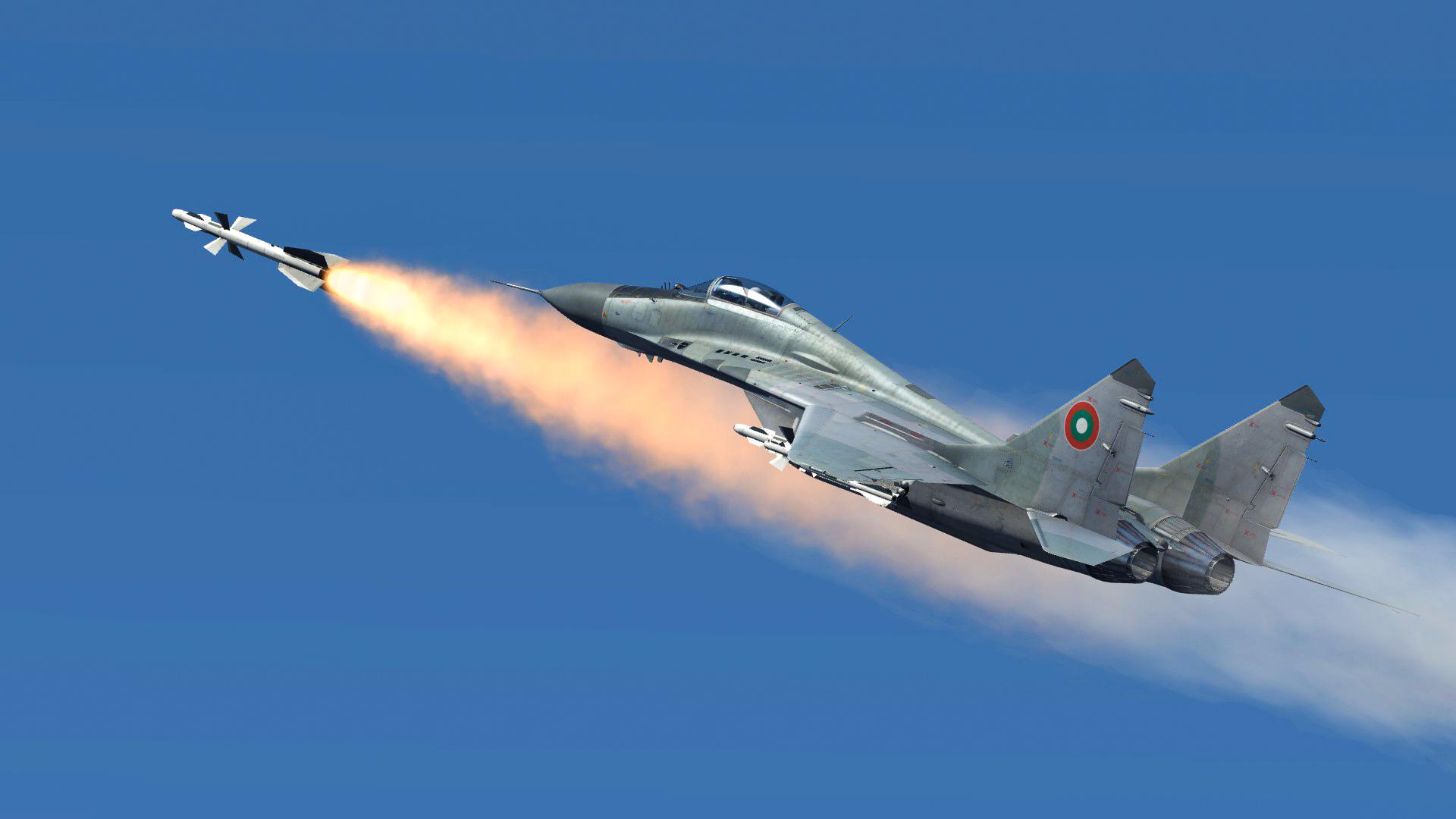 Skins for MiG-29