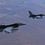 DCS F-16C – Разпуск и кацане