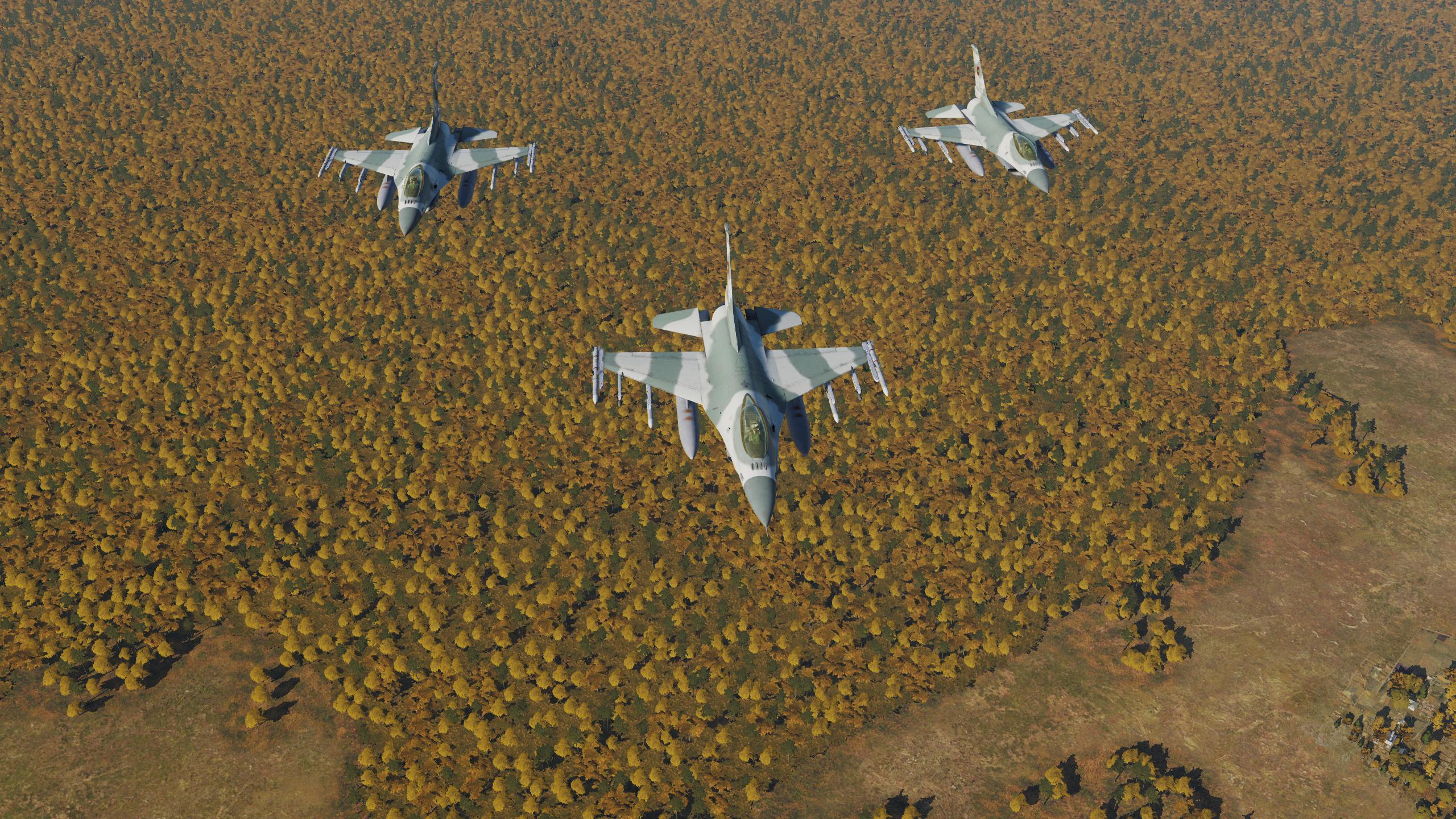 F-16C Учебни видео клипове