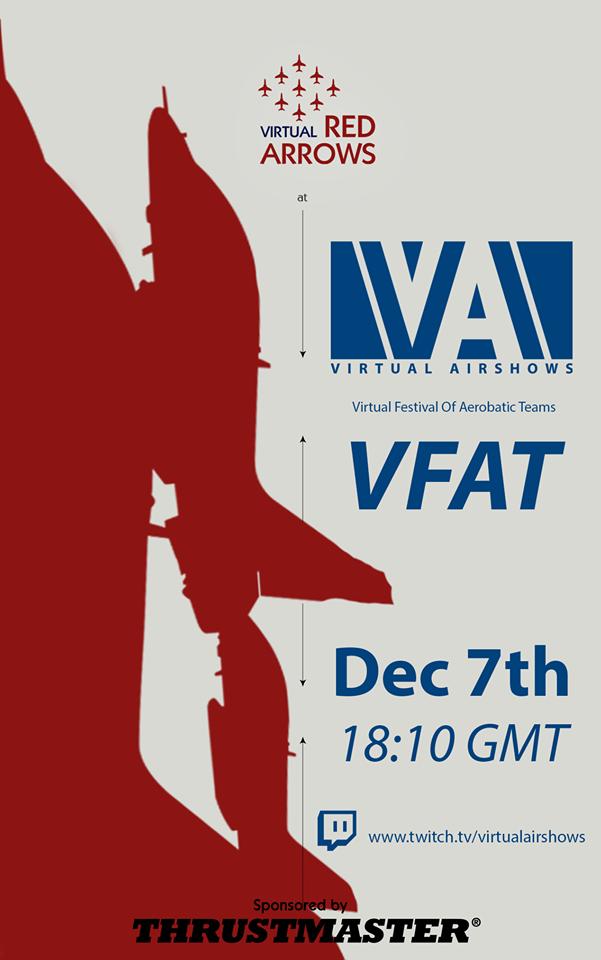 Виртуално Авиошоу – Virtual Festival of Aerobatic Teams 2019