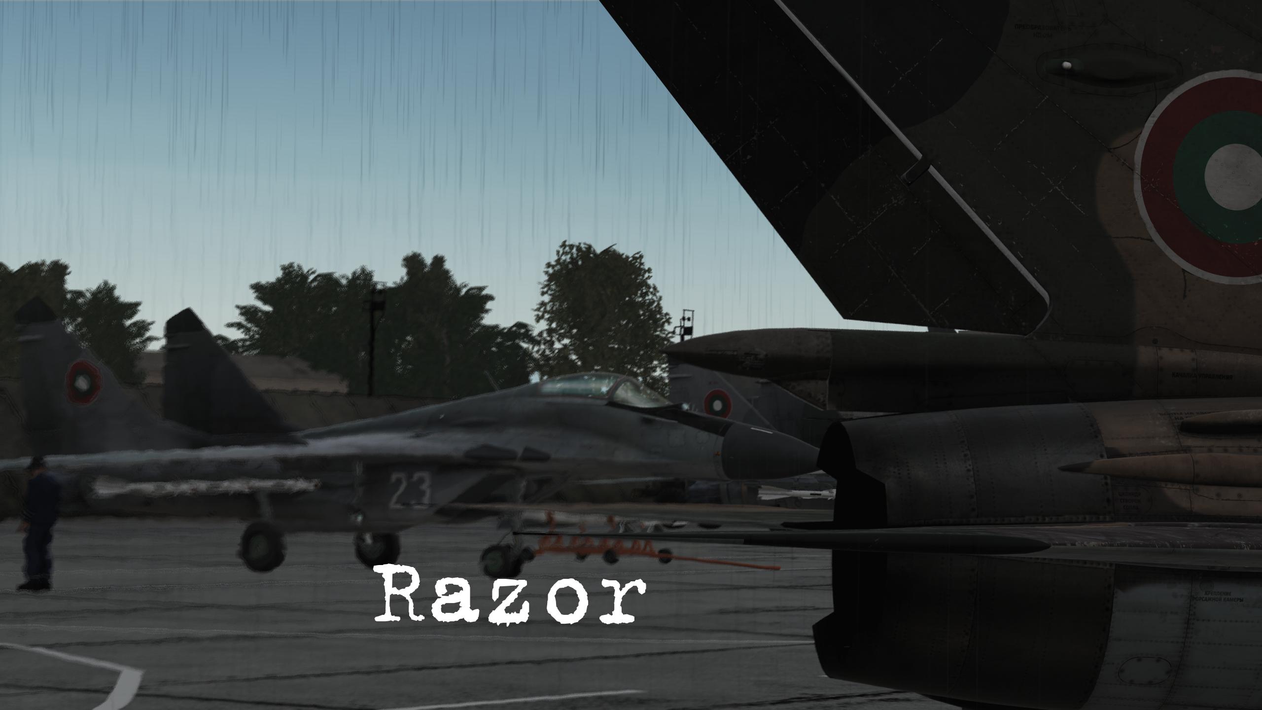 Razors Edge – МиГ-21бис